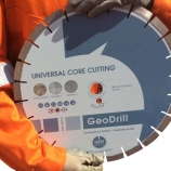 Core Cutting • Diamond Blade