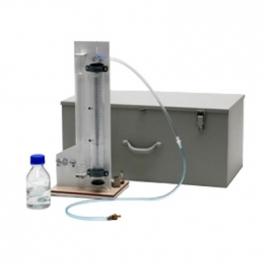 Desorption Volumeter