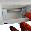 Geobox cooler for plug